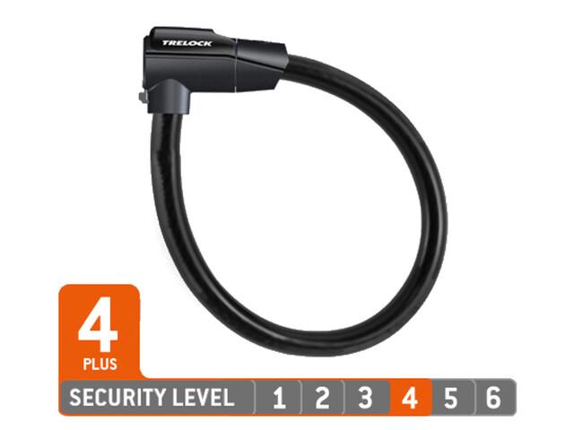 Trelock KS 460/110 Kabelschloss black